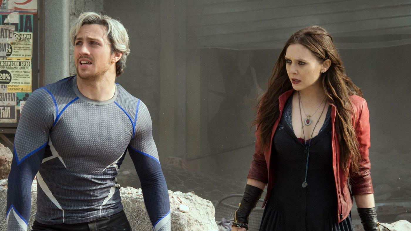 Scarlet Witch's brother Quicksilver and WandaVision, explained ...