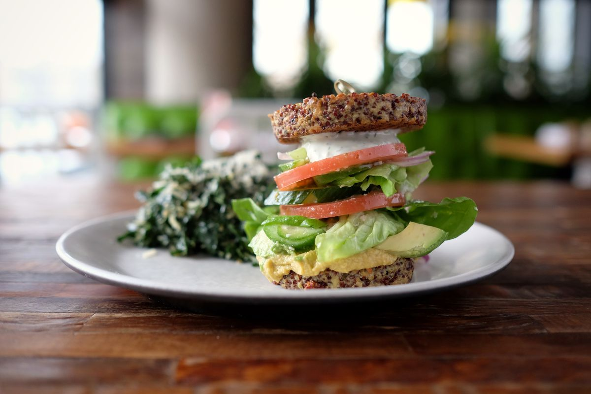 True Food Kitchen Burger true food kitchen expands its health food empire to plano - eater