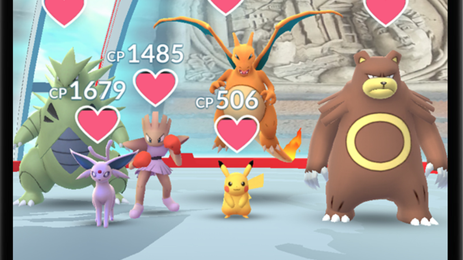 Pokémon Go's new gyms award coins faster after complaints