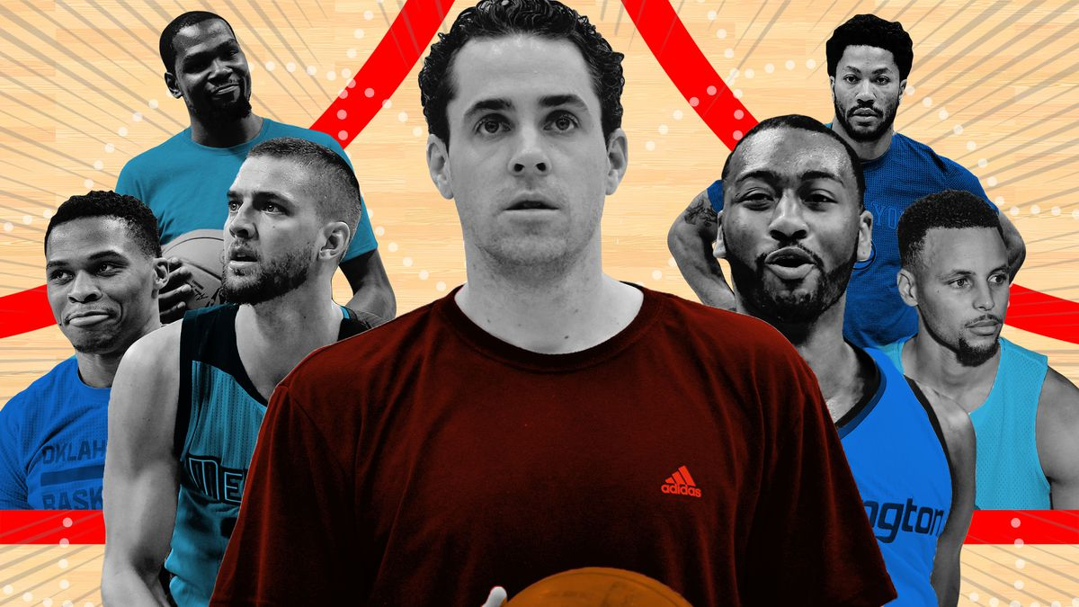 Meet The Man Behind Your Favorite Nba Jump Shot The Ringer