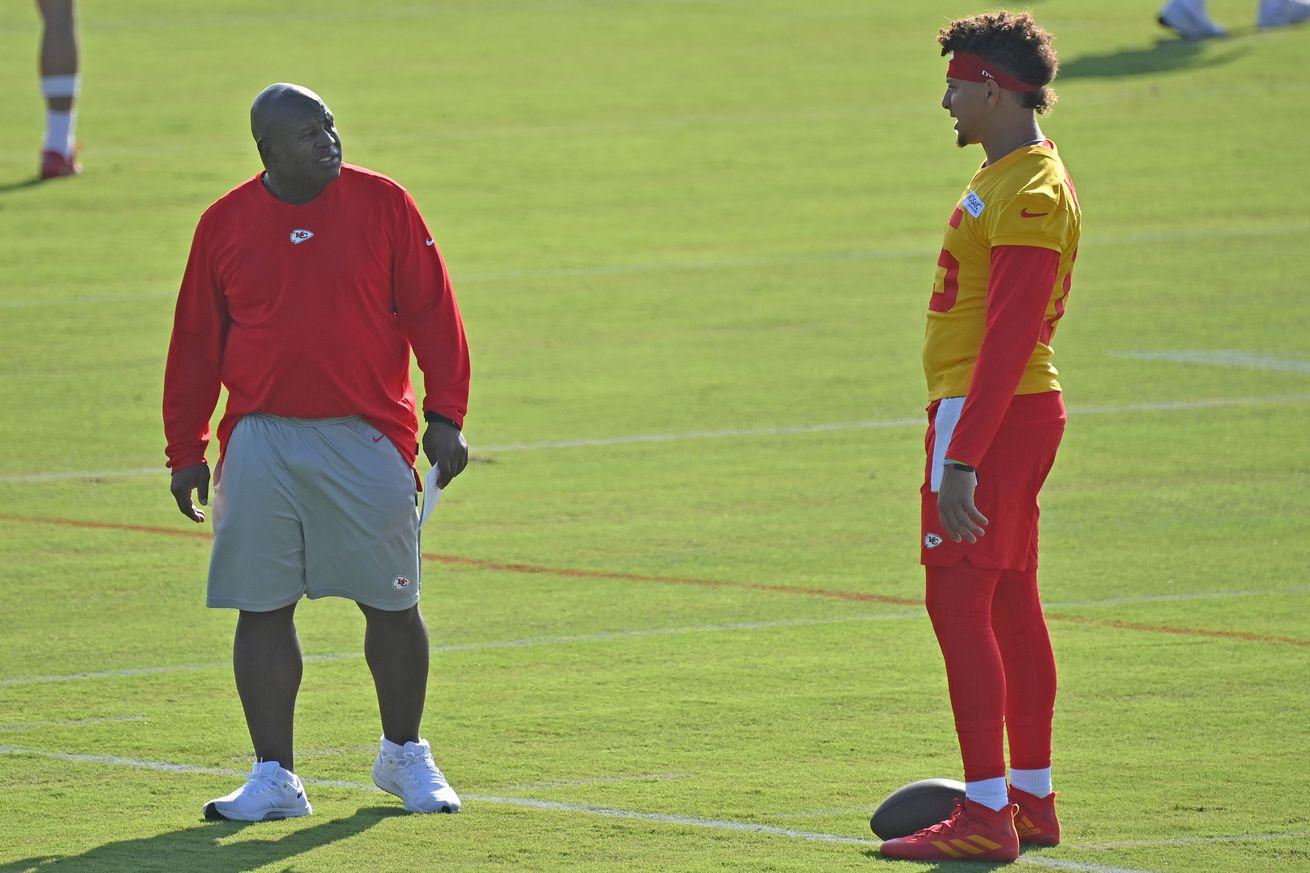 Kansas City Chiefs Training Camp