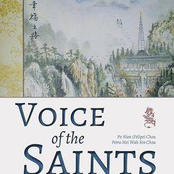 """Voice of the Saints in Taiwan"" is by Po Nien ""Felipe"" Chou and Petra Mei Wah Sin Chou."