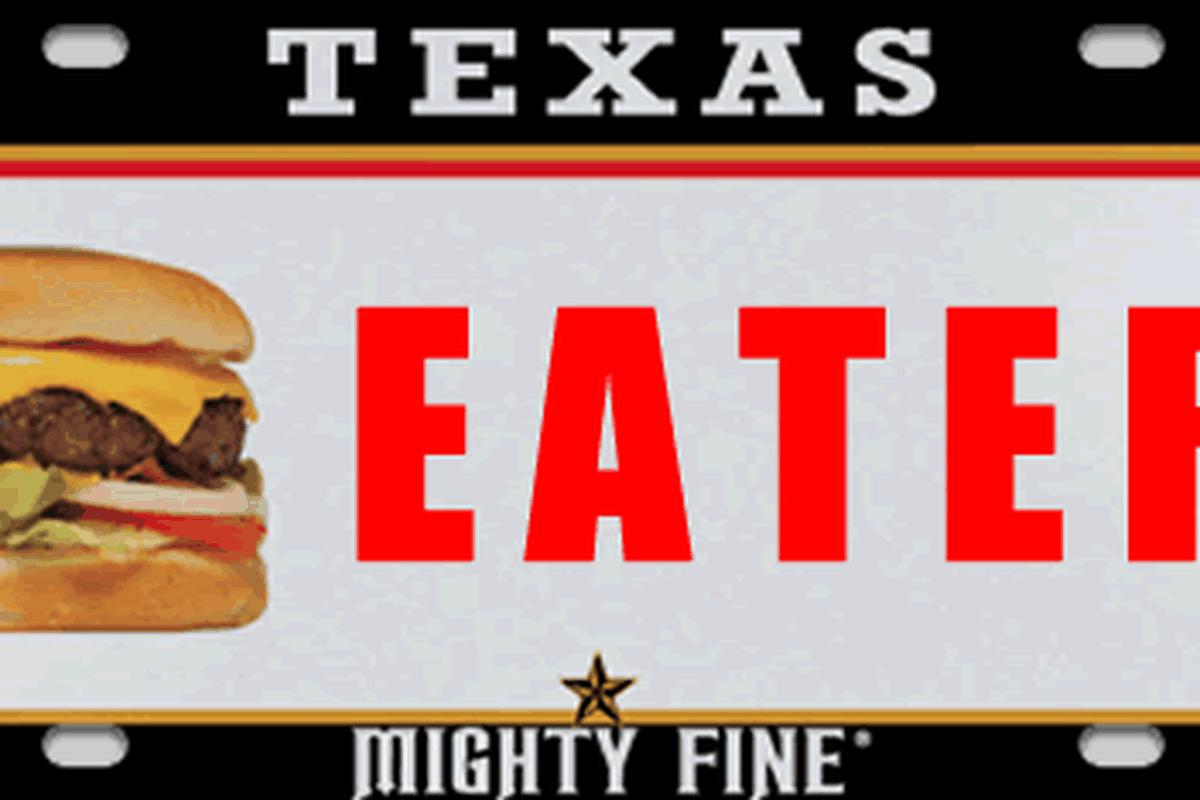 Texas DMV Now Selling Cheeseburger License Plates - Eater