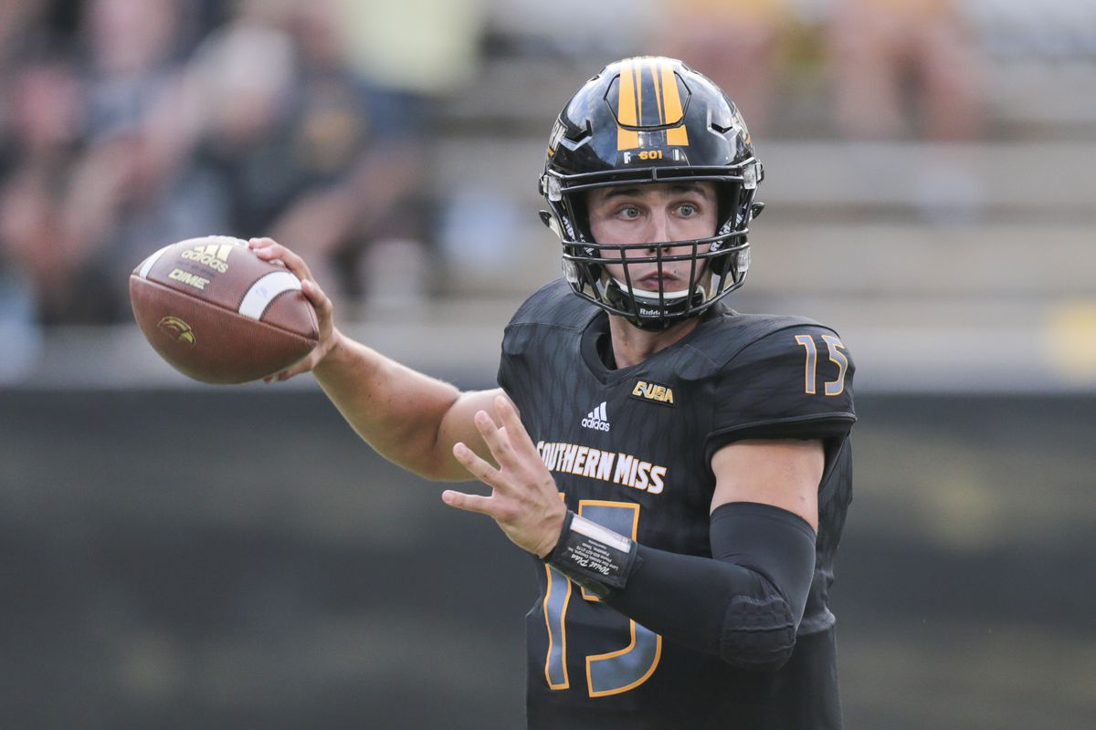 COLLEGE FOOTBALL: SEP 22 Rice at Southern Miss