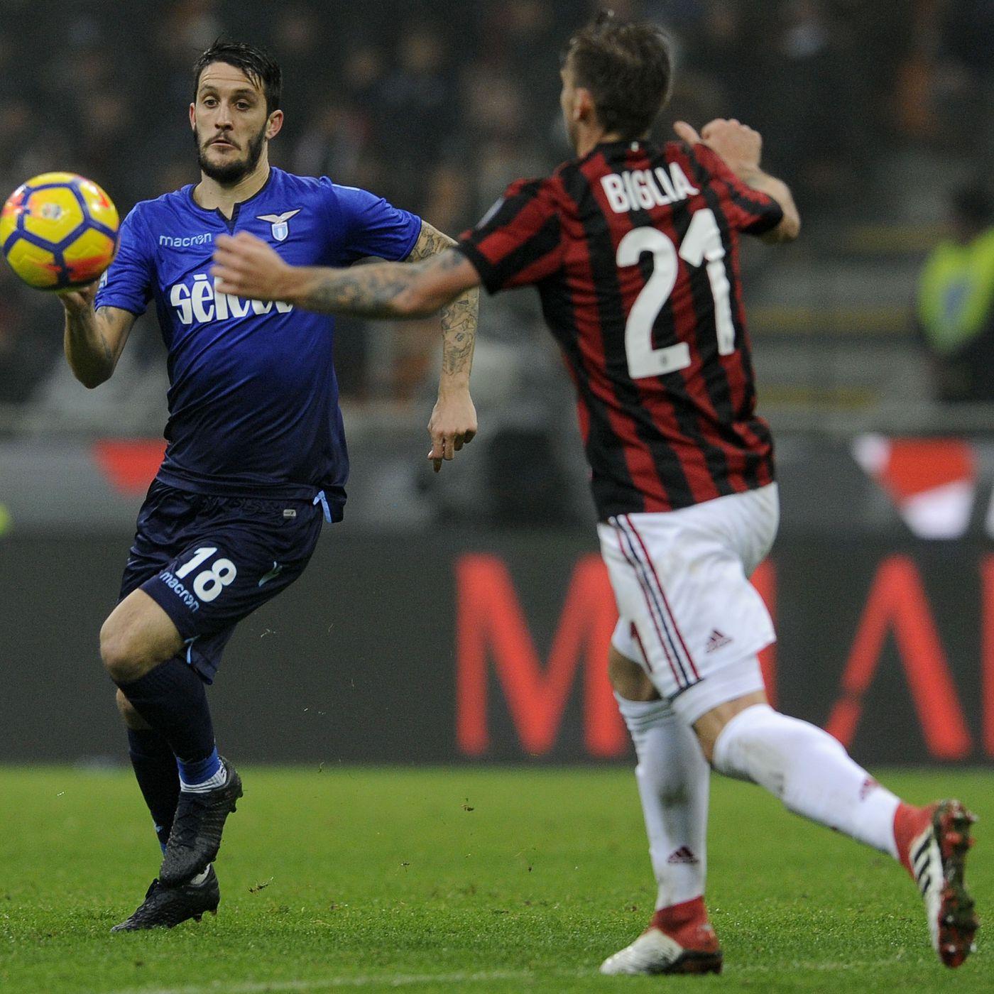 Coppa Italia Match Thread: AC Milan must overcome Lazio hurdle to reach  finals - The AC Milan Offside
