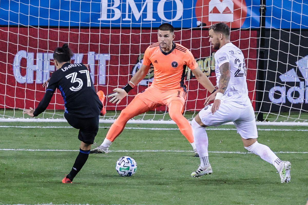 MLS: Inter Miami CF at Montreal Impact