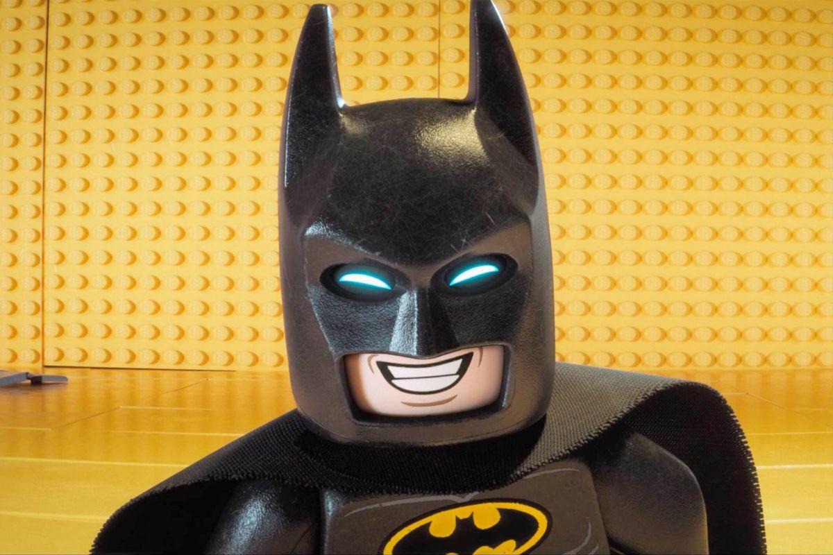 The Lego Batman Movie is a terrifically fun, playful addition to the Batman canon
