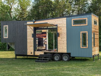 ?Escher? tiny house raises the bar for luxury small living