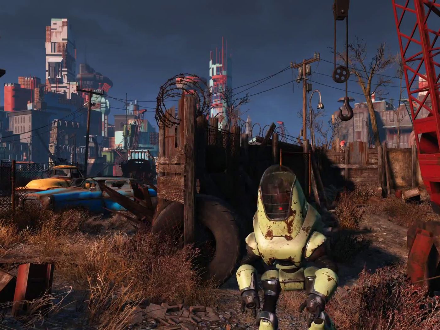 13 Fallout 4 tips for everybody - Polygon