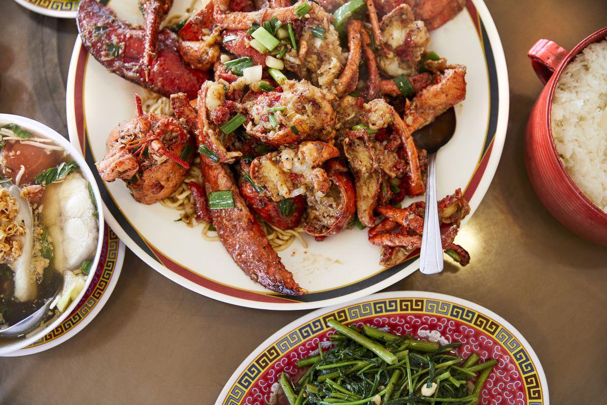 Where to Eat in Little Saigon, Orange County - Eater
