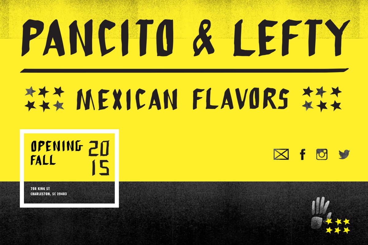 Pancito & Lefty website