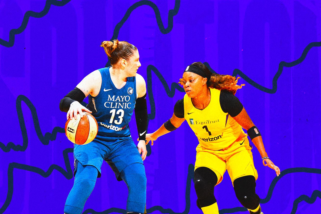 The Lynx are replacing retired legend Lindsay Whalen with her nemesis