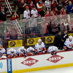 Capuano Points From Bench