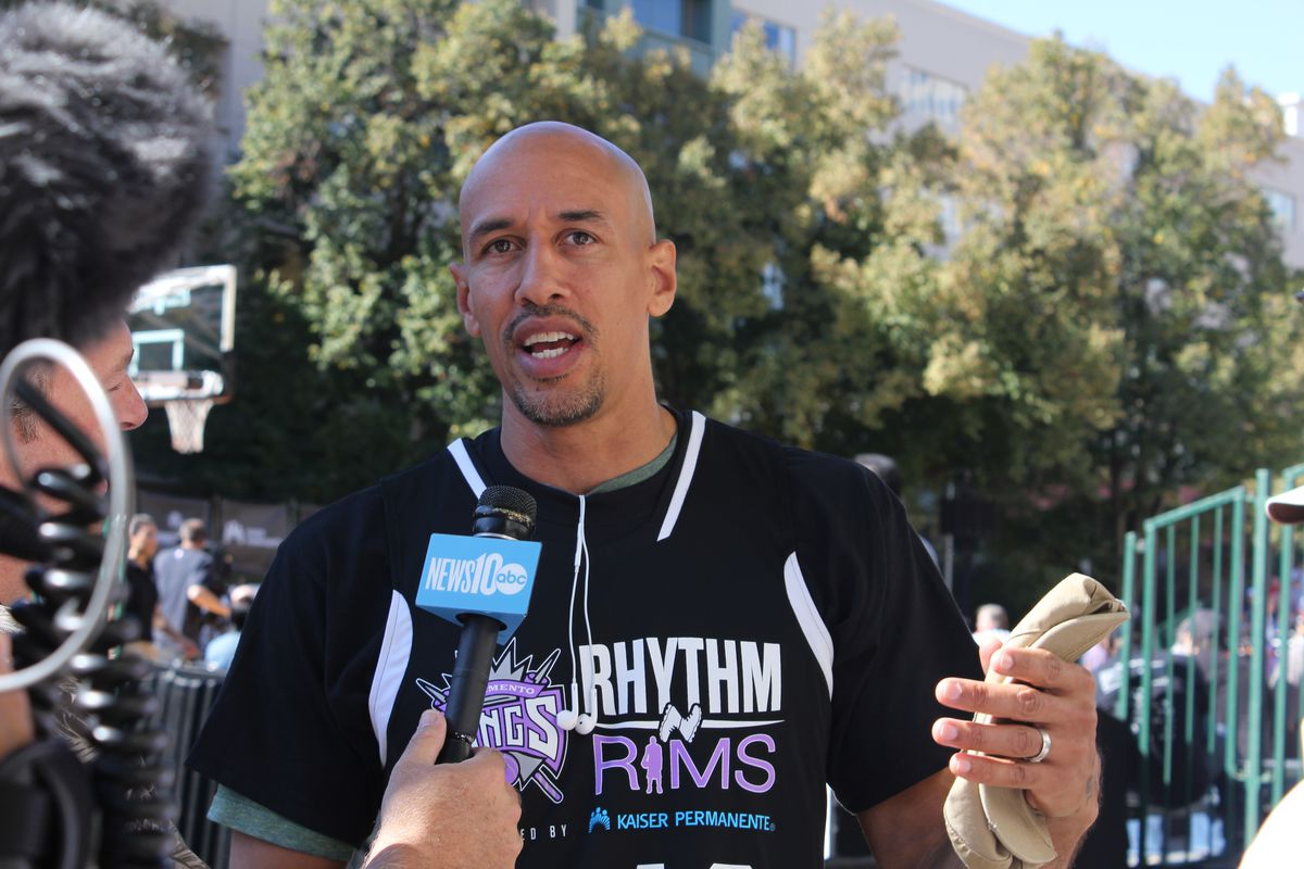 Doug Christie brings passion for the game to the broadcast booth