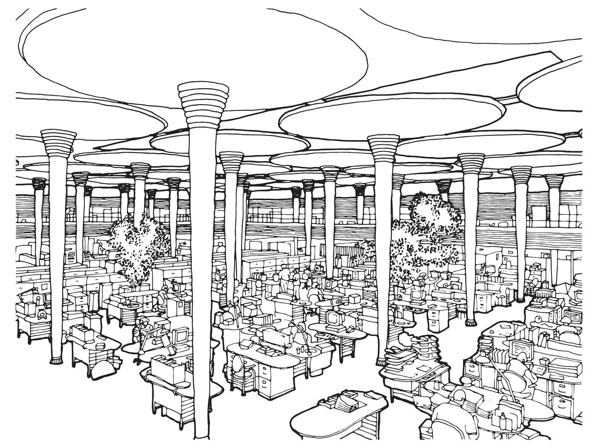National Building Museum to host life-sized Frank Lloyd Wright ...