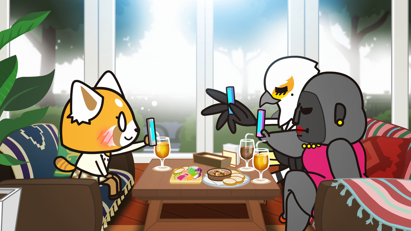 Imperfect relationships are at the heart of Aggretsuko season 2 - Polygon