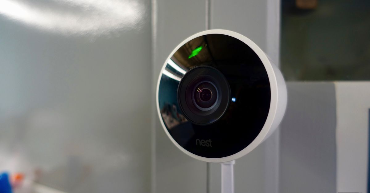 Nest cameras were down for 17 hours because of failed server update thumbnail