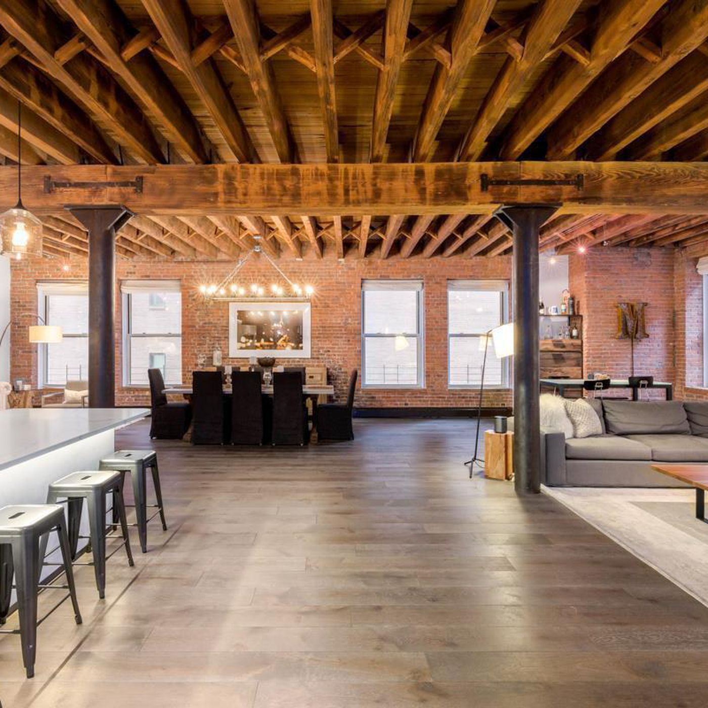 New York Ranger Lists 5 75m Loft In Taylor Swift S Tribeca Building Curbed Ny