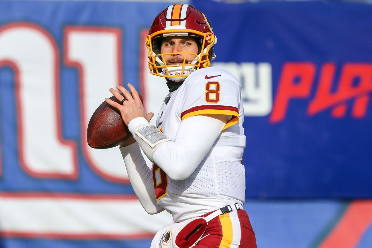 buy popular 98a6f 2e6aa NFL free agency 2018: Kirk Cousins will get the contract he ...