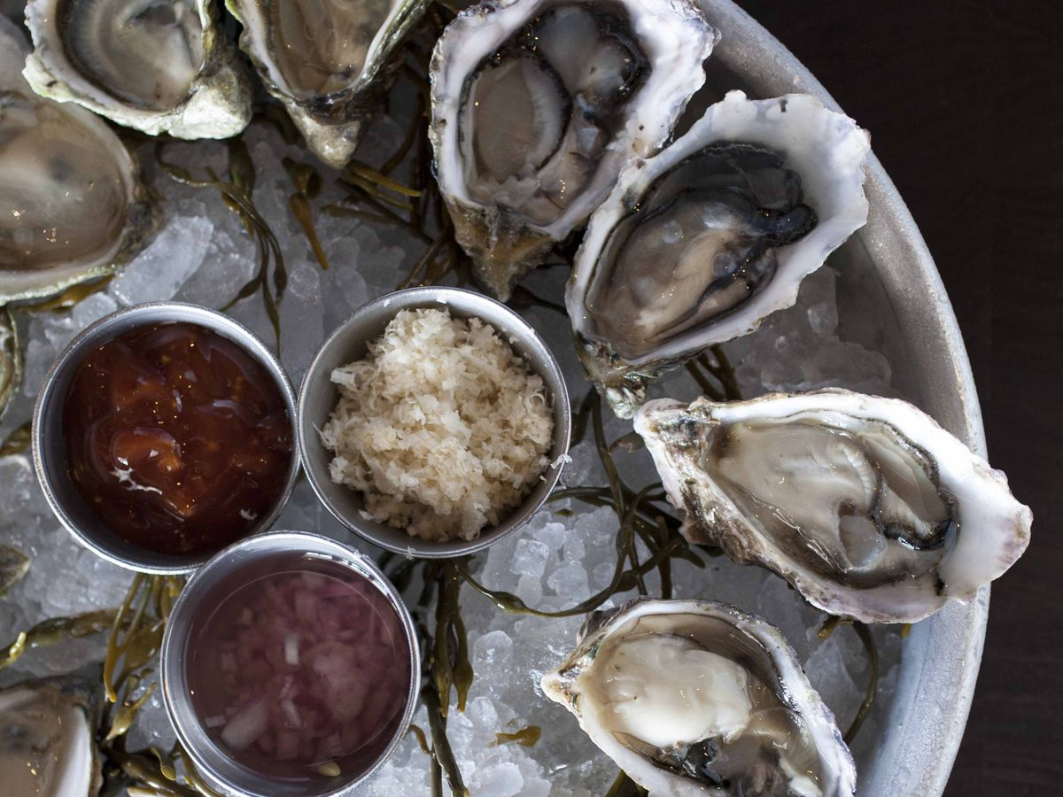 Water Grill might be new, but its oyster game is on point