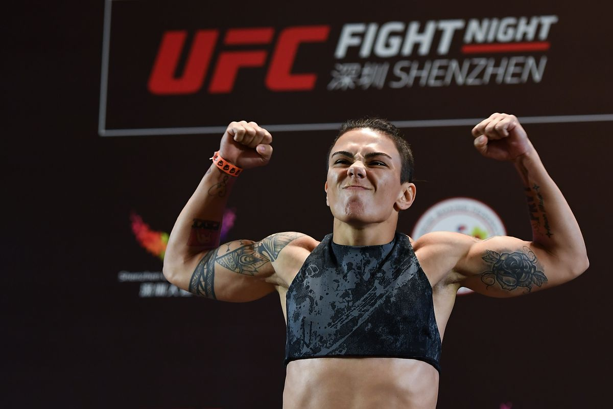 UFC Fight Night odds: Andrade vs Zhang betting preview