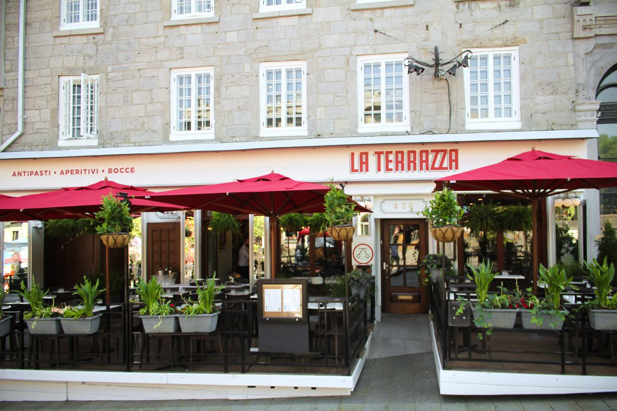 Grand New Resto Bar La Terrazza Adds Apéro And Bocce To Old