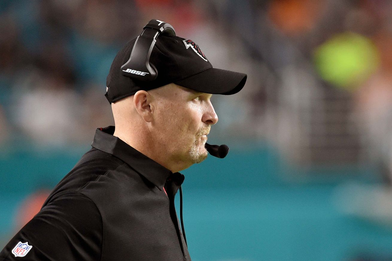 NFL power rankings: ESPN ranks Falcons second after preseason loss to Miami Dolphins