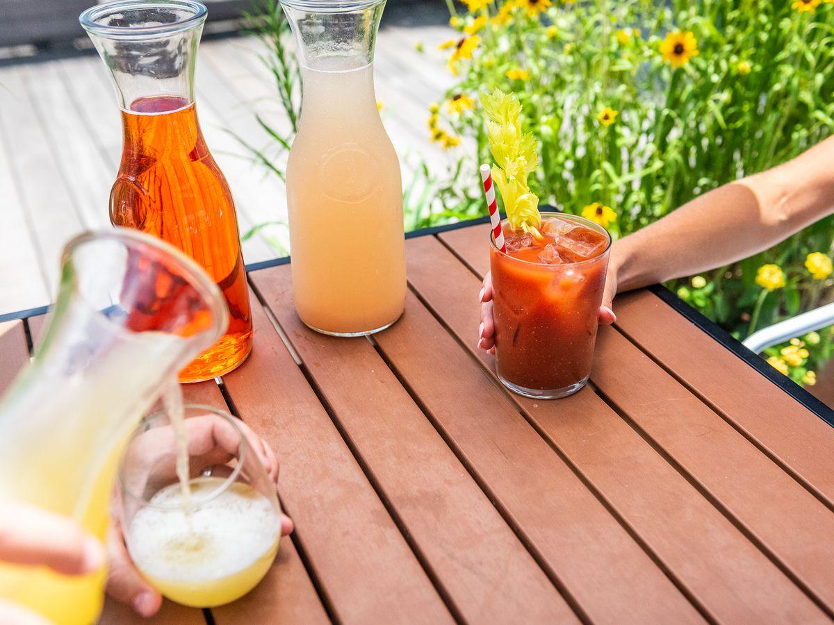 All-Purpose Riverfront cocktails