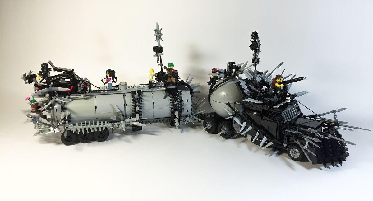 lego war rig