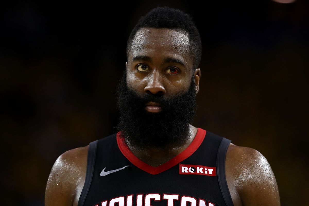 2018 Nba Champion Rockets Declare James Harden The Actual 2019 Mvp