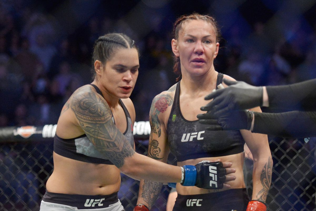 Amanda Nunes will make Cyborg wait two years for rematch after UFC 232