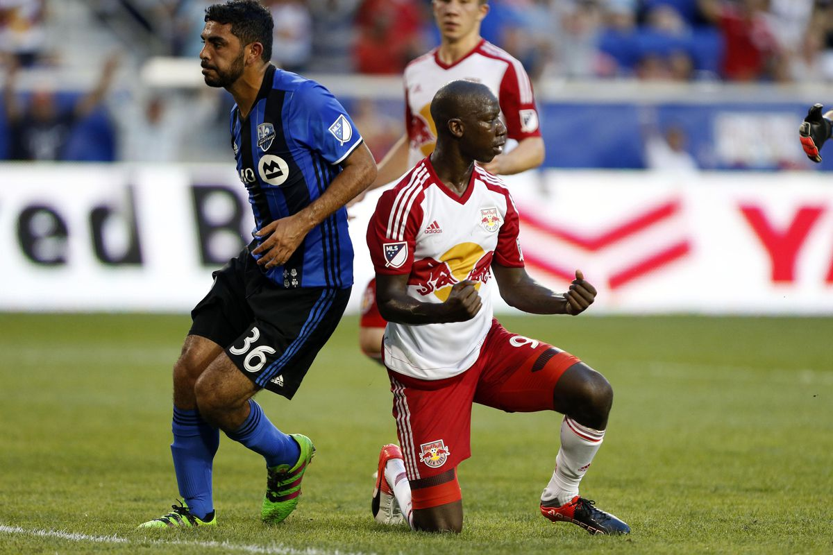 Bradley Wright-Phillips now is the club record holder for most goals in league games.