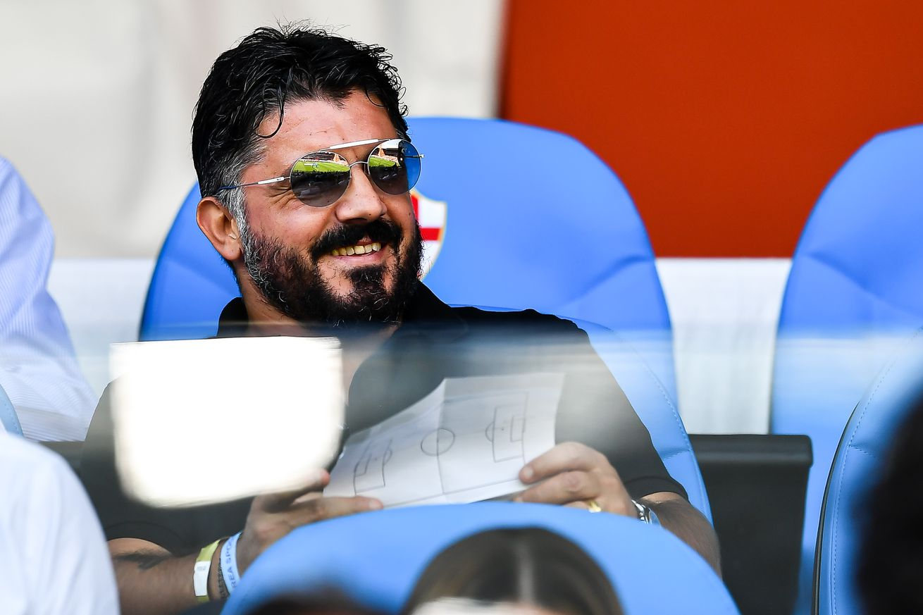 AC Milan Captain Romagnoli Reportedly Asked The Management To Bring Back Gattuso As Manager