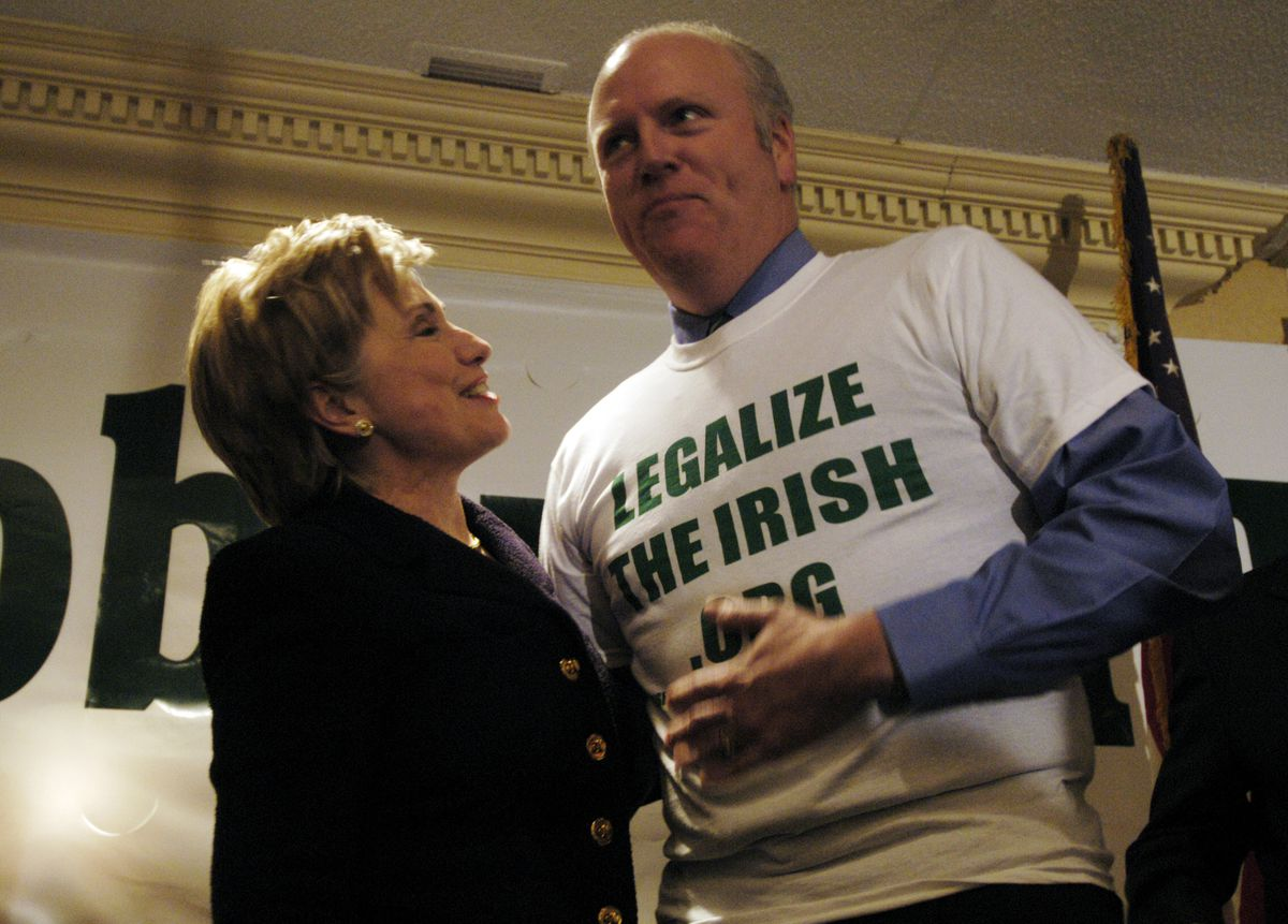 legalize the irish