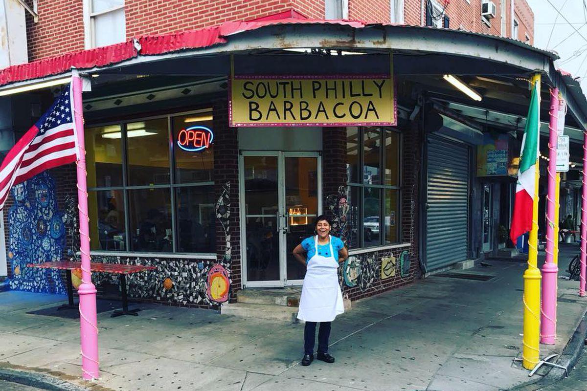 Cristina Martinez At South Philly Barbacoa S New Location Facebook