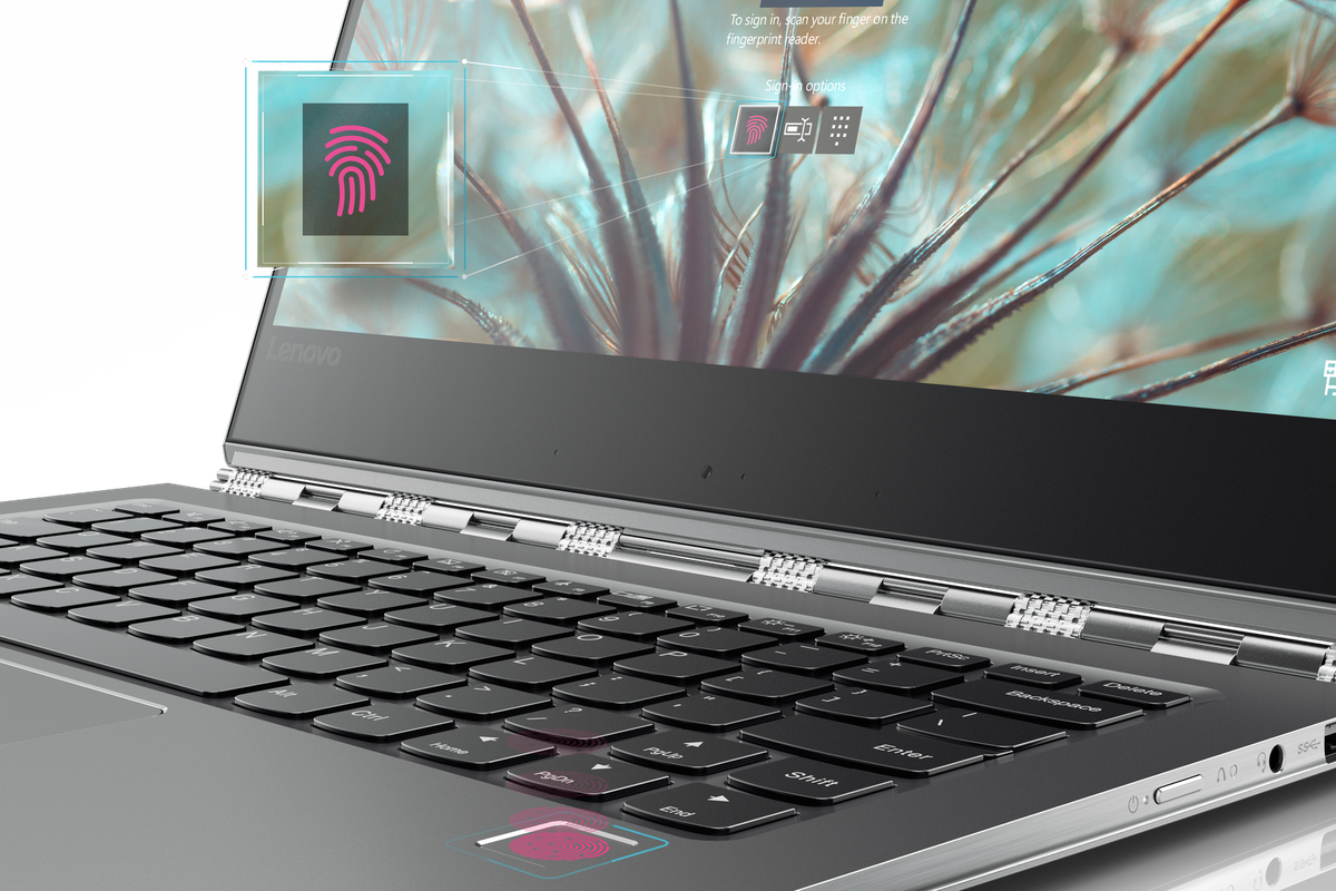 Lenovo Intel Synaptics And Paypal Are Working To Kill Passwords On Your Next Laptop The Verge