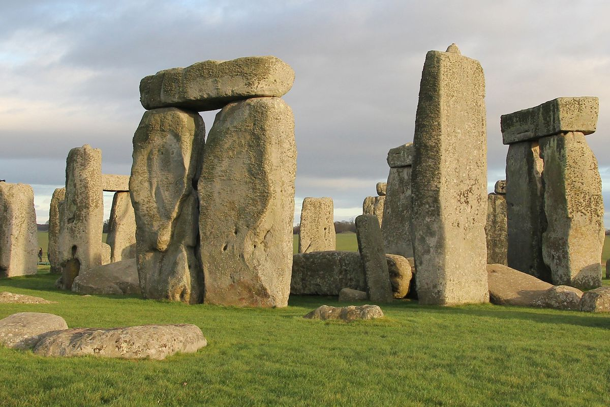 The Stonehenge mystery is solved, new study says  Here's