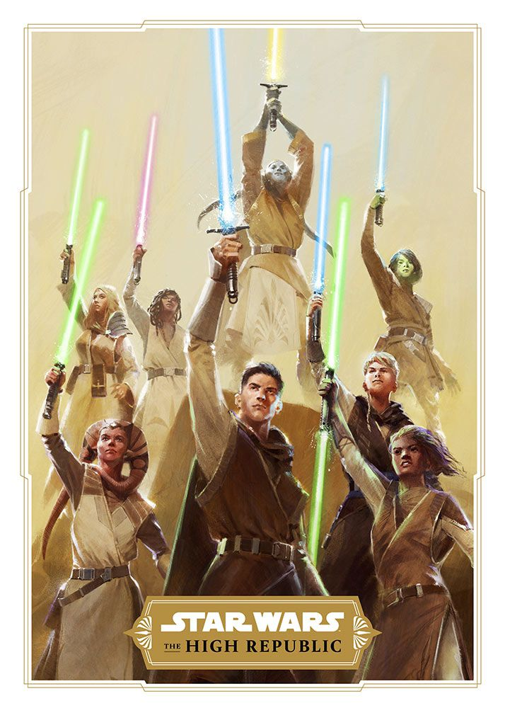 Star Wars announced its latest campaign that will show Jedi Knights at their peak.