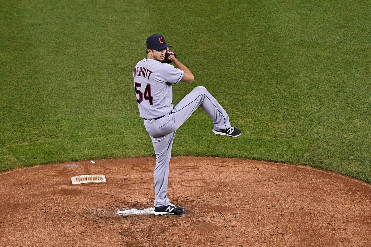 Here, a postseason hero wastes his talent pitching against the Royals