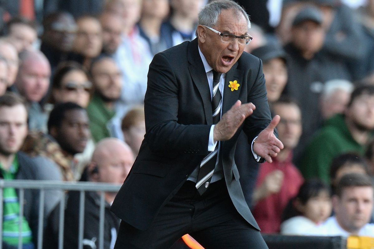 Felix Magath, the worst manager in Fulham history