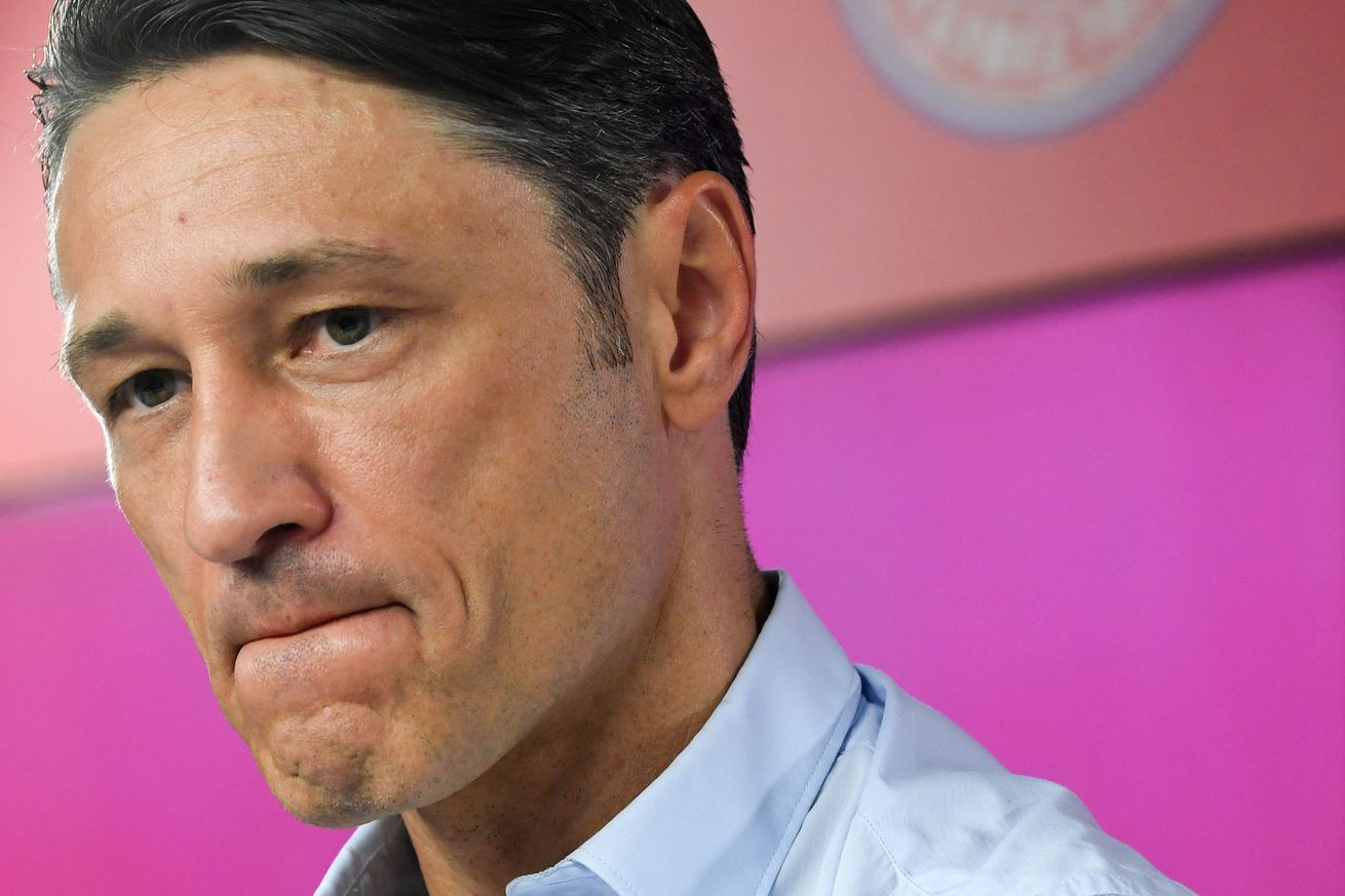 Niko Kovac frank about the fierce competition for the Champions League