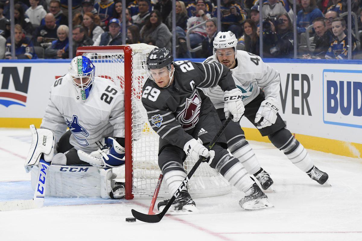 2020 Honda NHL All-Star Game - Pacific Division v Central Division
