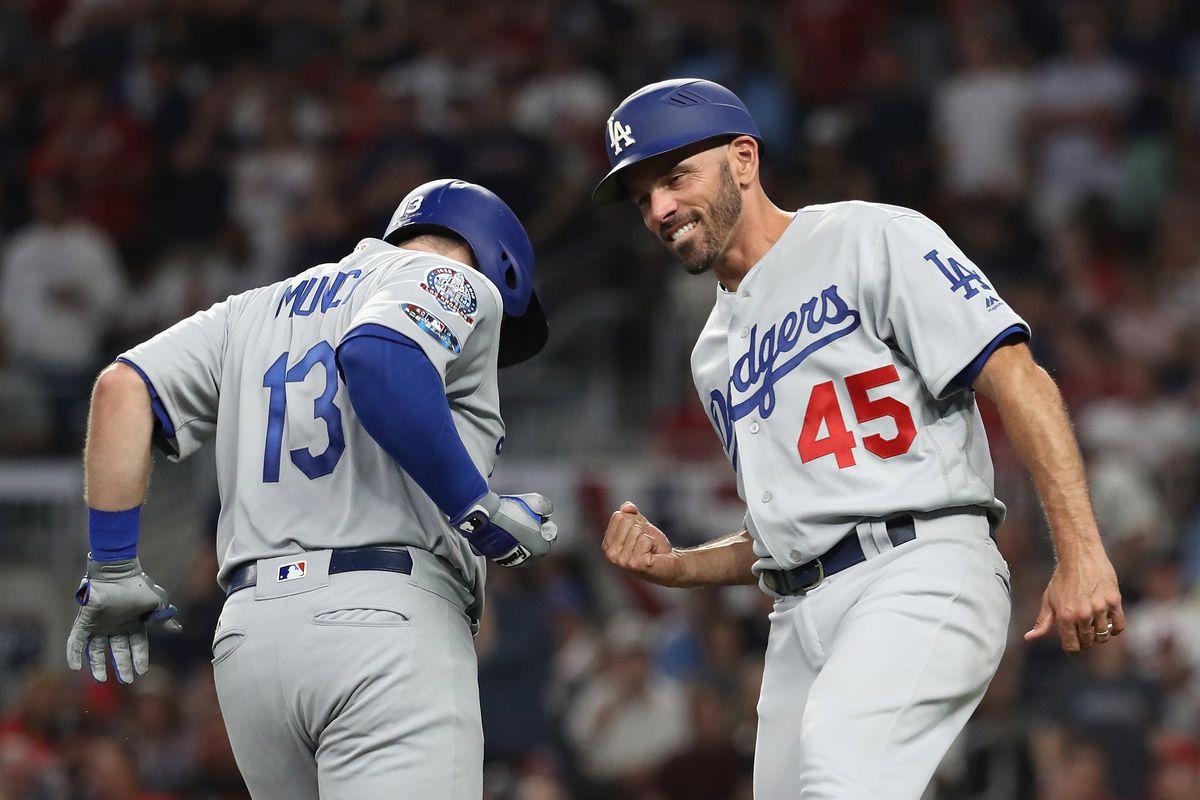 Divisional Round - Los Angeles Dodgers v Atlanta Braves - Game Three