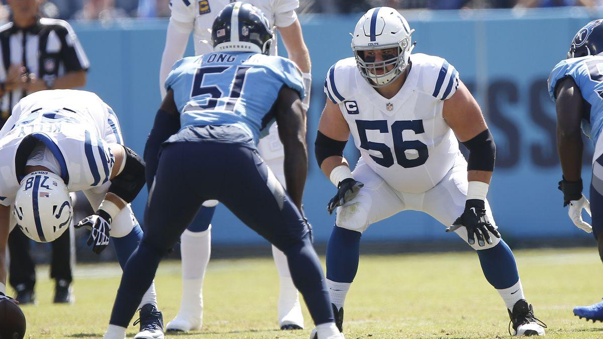 NFL: SEP 26 Colts at Titans