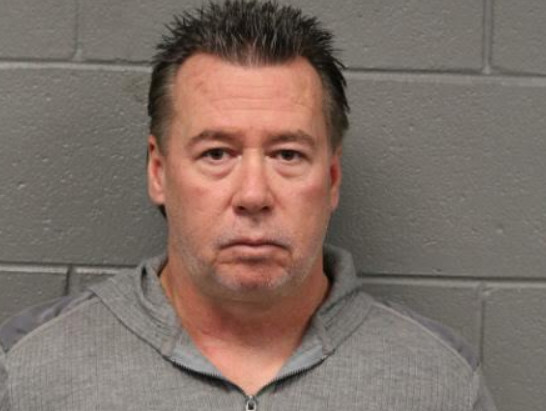 Terry Ferguson.   Chicago Police Department arrest photo.