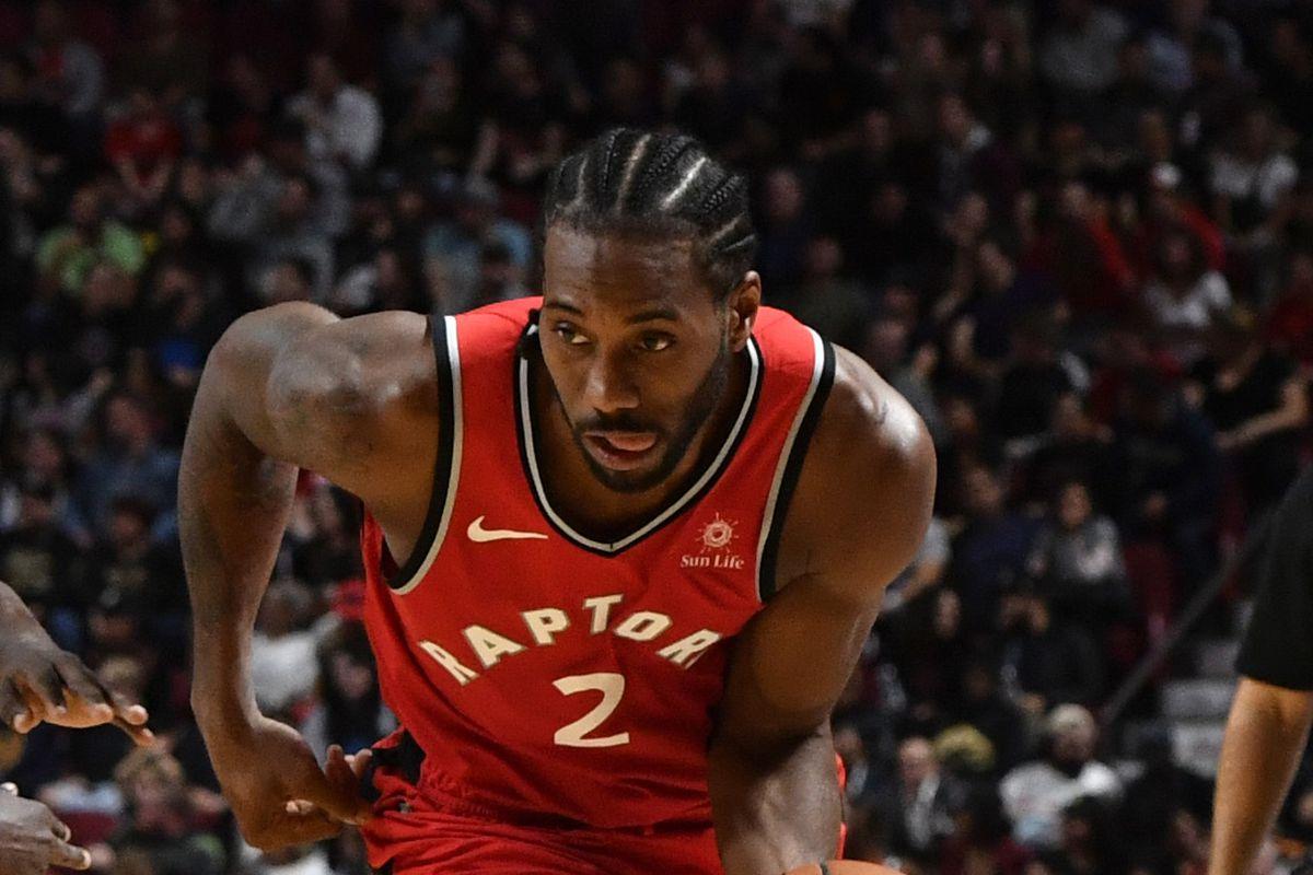 8230dc13c Watch the Toronto Raptors Tape  Kawhi  More like Ka-Wow! - Raptors HQ