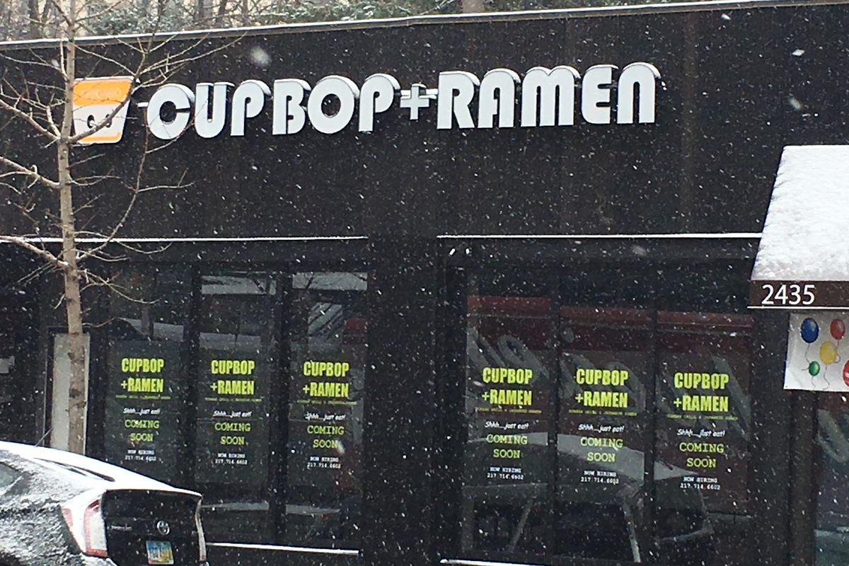 Cupbop+Ramen