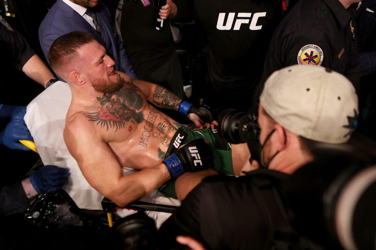 UFC 264: Poirier v Conor McGregor 3