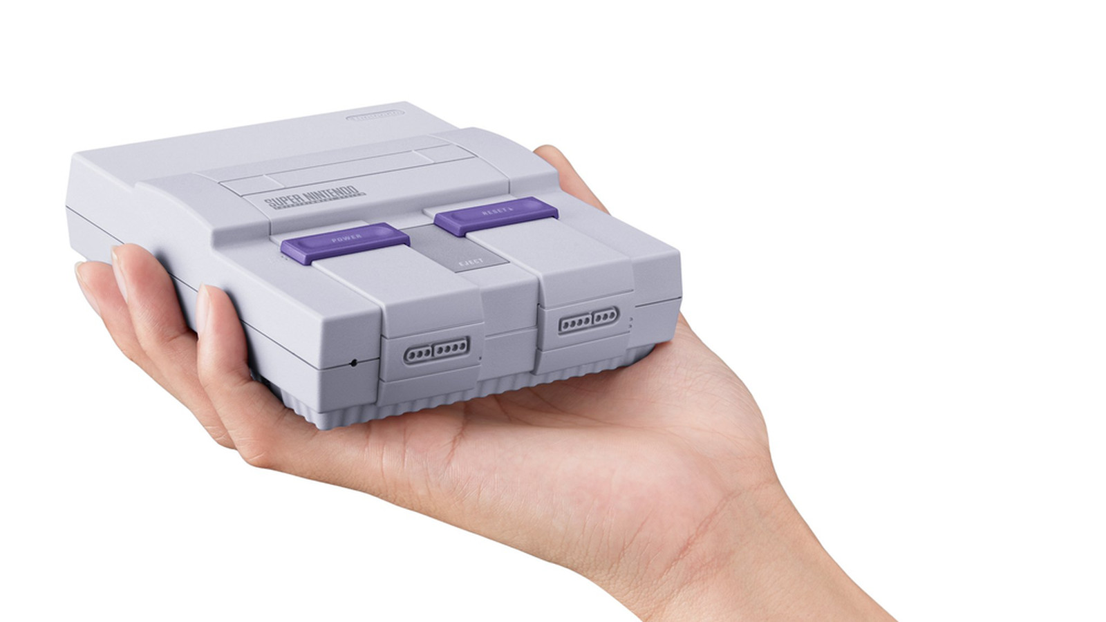 Nintendo Says SNES Classic Preorders Coming in Late August