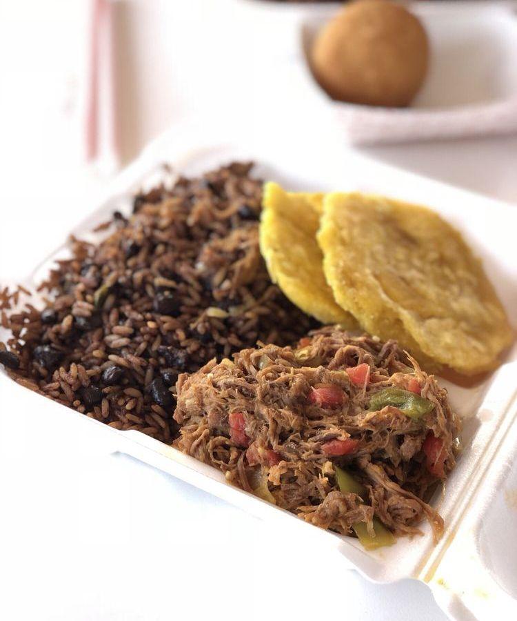 Ropa vieja at Carlitos Cuban Food